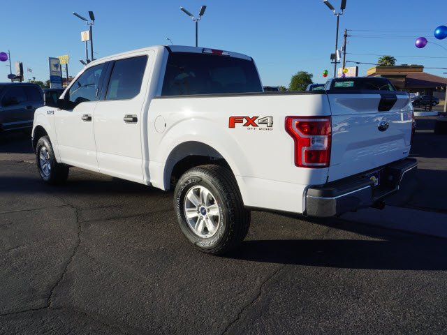 2018 F-150 Crew Cab 4x4 Pickup #80062 - photo 2
