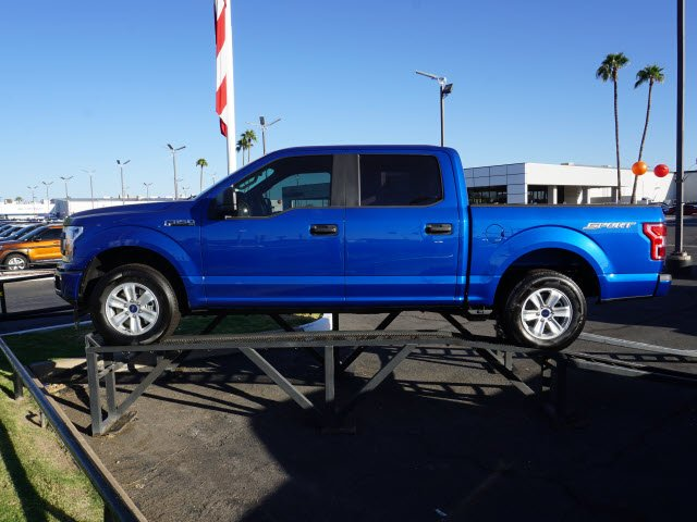 2018 F-150 Crew Cab Pickup #80067 - photo 3