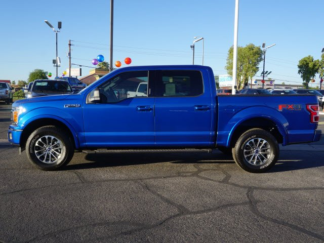 2018 F-150 Crew Cab 4x4 Pickup #80068 - photo 3
