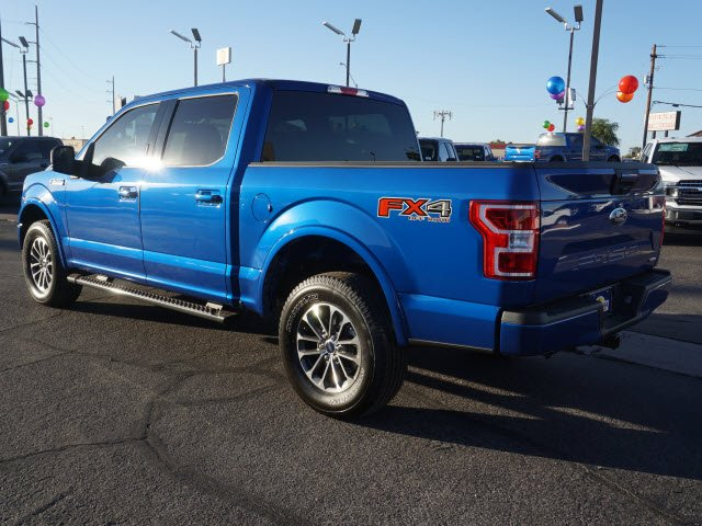 2018 F-150 Crew Cab 4x4 Pickup #80068 - photo 2