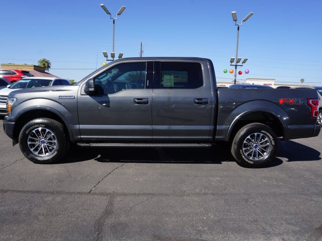 2018 F-150 Crew Cab 4x4 Pickup #80075 - photo 3