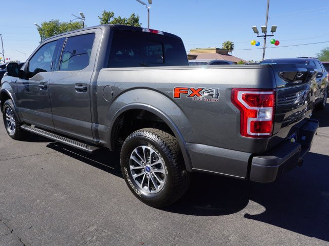 2018 F-150 Crew Cab 4x4 Pickup #80075 - photo 2
