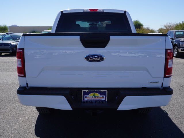 2018 F-150 Crew Cab 4x4 Pickup #80081 - photo 4