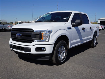 2018 F-150 Crew Cab 4x4 Pickup #80081 - photo 1