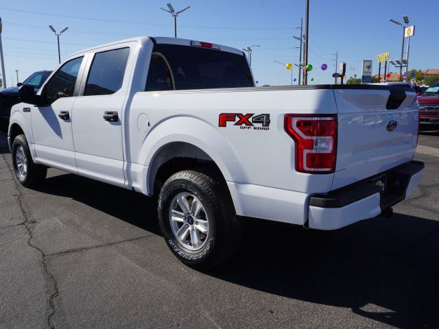 2018 F-150 Crew Cab 4x4 Pickup #80086 - photo 2