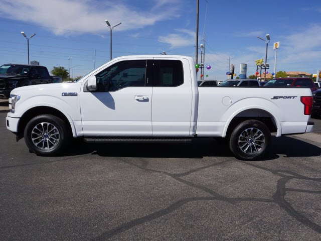 2018 F-150 Super Cab Pickup #80092 - photo 3