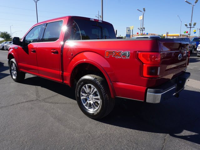 2018 F-150 Crew Cab 4x4, Pickup #80102 - photo 2