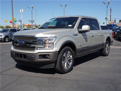 2018 F-150 Crew Cab Pickup #80119 - photo 1