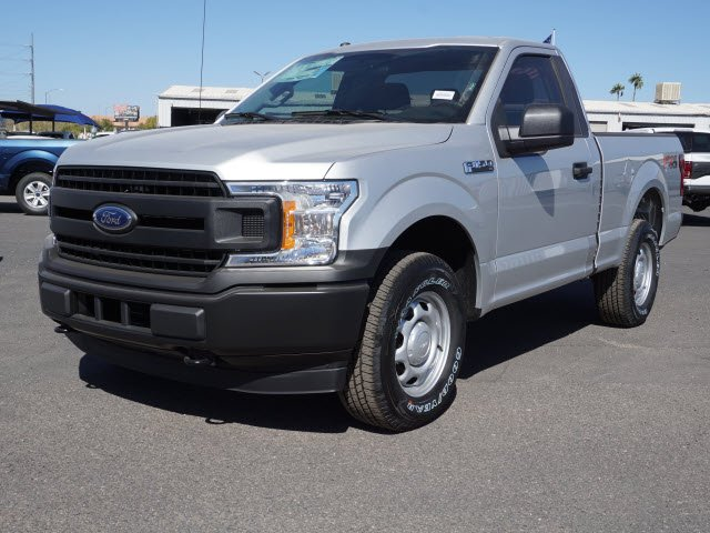 2018 F-150 Regular Cab 4x4 Pickup #80137 - photo 1