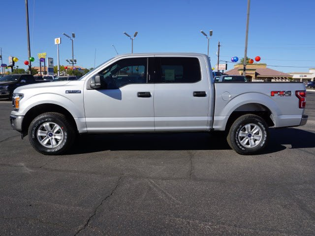 2018 F-150 Crew Cab 4x4, Pickup #80146 - photo 3