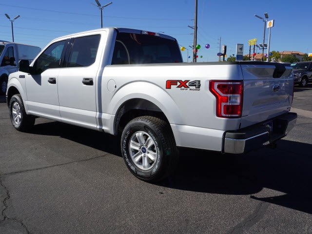 2018 F-150 Crew Cab 4x4, Pickup #80146 - photo 2