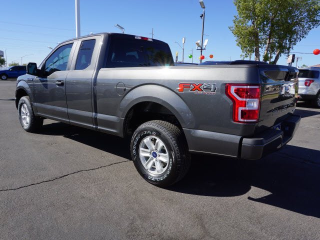 2018 F-150 Super Cab 4x4, Pickup #80155 - photo 2