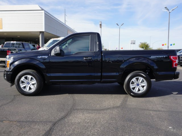2018 F-150 Regular Cab, Pickup #80218 - photo 3