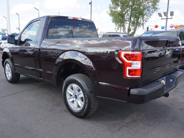2018 F-150 Regular Cab, Pickup #80226 - photo 2