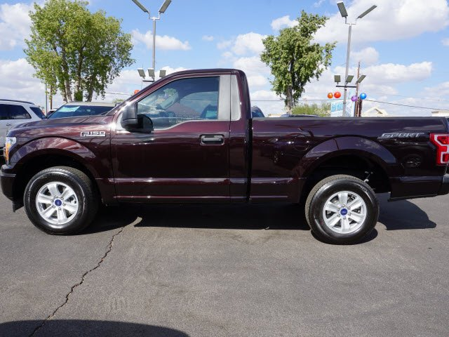 2018 F-150 Regular Cab, Pickup #80229 - photo 3