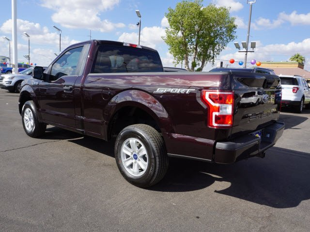 2018 F-150 Regular Cab, Pickup #80229 - photo 2