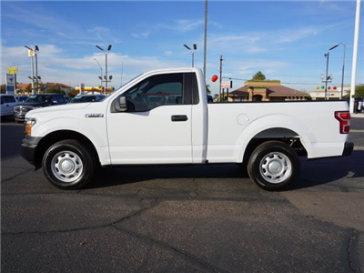 2018 F-150 Regular Cab, Pickup #80334 - photo 3