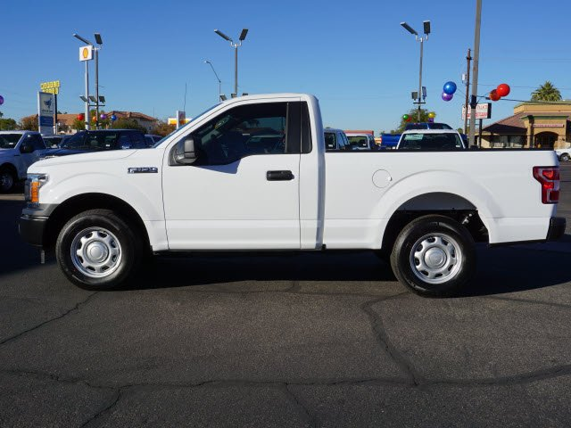 2018 F-150 Regular Cab 4x2,  Pickup #80402 - photo 3