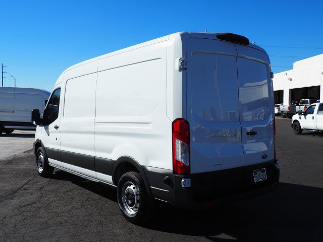 2018 Transit 150 Medium Roof, Cargo Van #80430 - photo 3