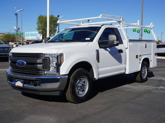 2018 F-250 Regular Cab, Knapheide Standard Service Body #80601 - photo 1