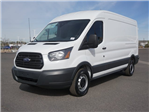 2018 Transit 250 Med Roof, Cargo Van #80703 - photo 1