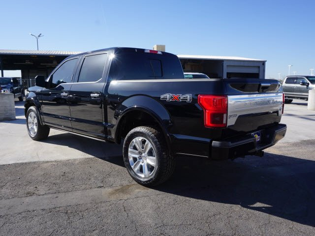 2018 F-150 Crew Cab 4x4, Pickup #80729 - photo 2