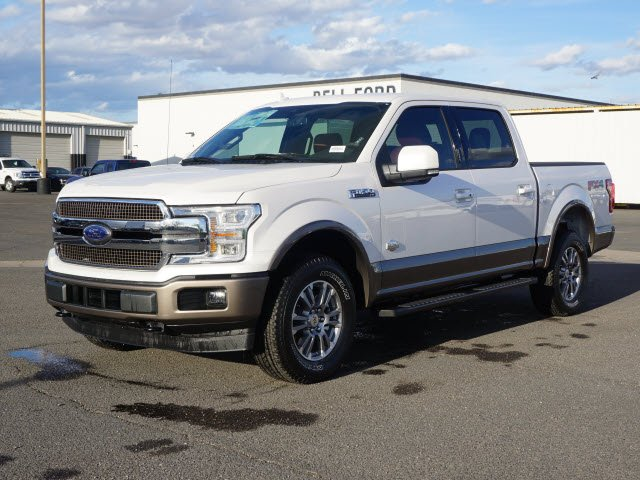 2018 F-150 Crew Cab 4x4, Pickup #80871 - photo 1