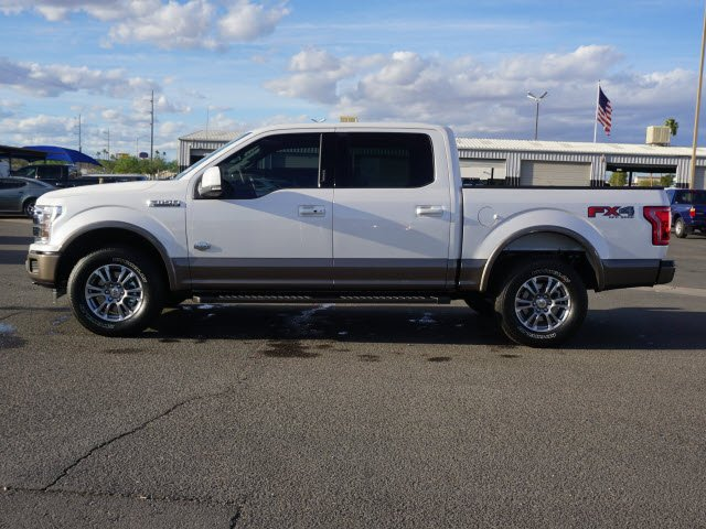 2018 F-150 Crew Cab 4x4, Pickup #80871 - photo 3