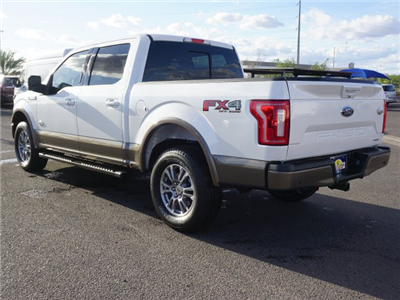 2018 F-150 Crew Cab 4x4, Pickup #80871 - photo 2