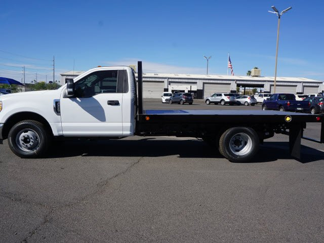 2018 F-350 Regular Cab DRW 4x2,  Scelzi Platform Body #80975 - photo 3