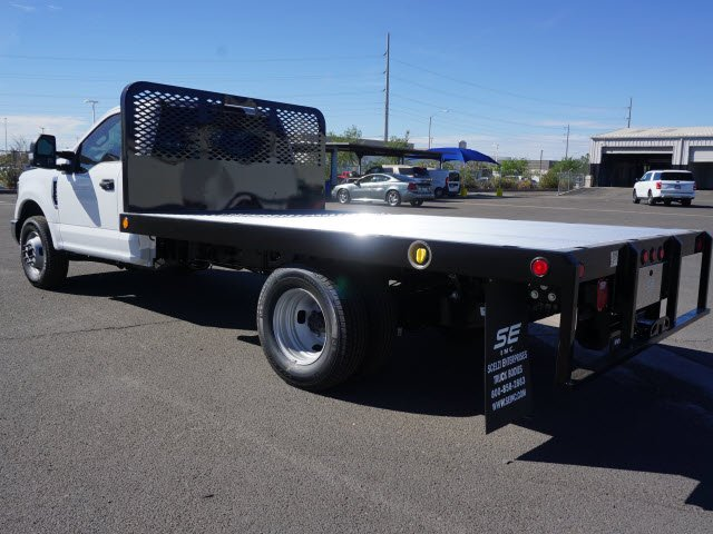 2018 F-350 Regular Cab DRW 4x2,  Scelzi Platform Body #80975 - photo 2