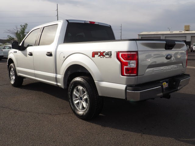 2018 F-150 SuperCrew Cab 4x4, Pickup #80977 - photo 2