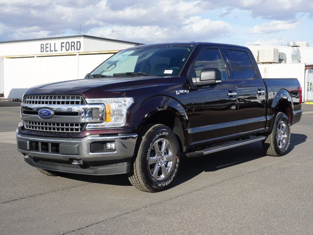 2018 F-150 Crew Cab 4x4, Pickup #81032 - photo 1