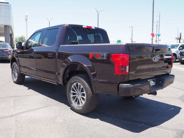 2018 F-150 SuperCrew Cab 4x4, Pickup #81092 - photo 2