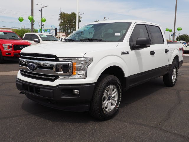 2018 F-150 SuperCrew Cab 4x4,  Pickup #81100 - photo 1
