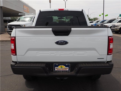 2018 F-150 SuperCrew Cab 4x4,  Pickup #81100 - photo 4