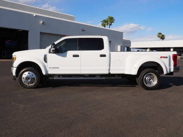 2018 F-450 Crew Cab DRW 4x4, Pickup #81129 - photo 3