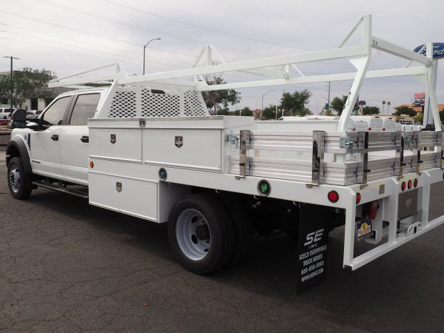 2018 F-550 Crew Cab DRW 4x2,  Scelzi Contractor Body #81190 - photo 2
