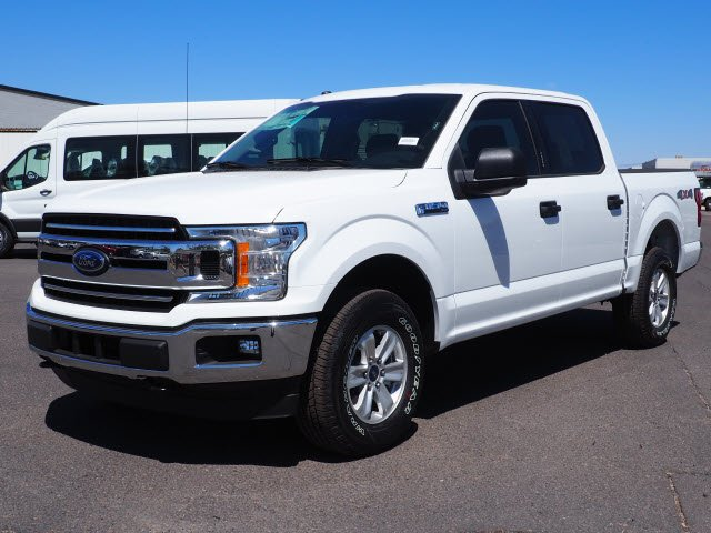 2018 F-150 SuperCrew Cab 4x4,  Pickup #81263 - photo 1