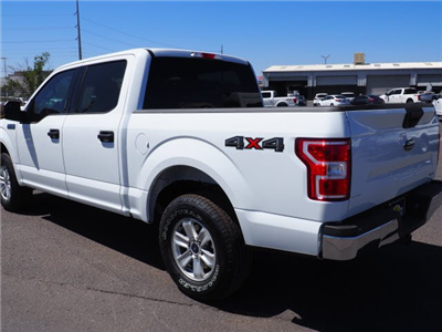 2018 F-150 SuperCrew Cab 4x4,  Pickup #81263 - photo 2