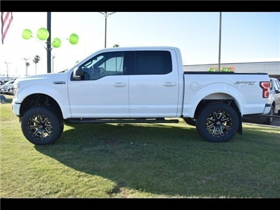 2018 F-150 SuperCrew Cab 4x4, Pickup #81294 - photo 3
