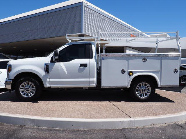 2018 F-250 Regular Cab 4x2,  Service Body #81317 - photo 3