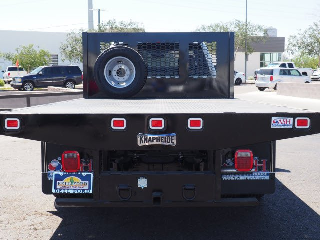 2018 F-350 Regular Cab DRW 4x2,  Knapheide Platform Body #81407 - photo 4