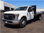 2018 F-350 Regular Cab DRW 4x2,  Knapheide Platform Body #81407 - photo 1
