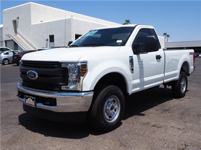 2018 F-250 Regular Cab 4x4,  Pickup #81594 - photo 1