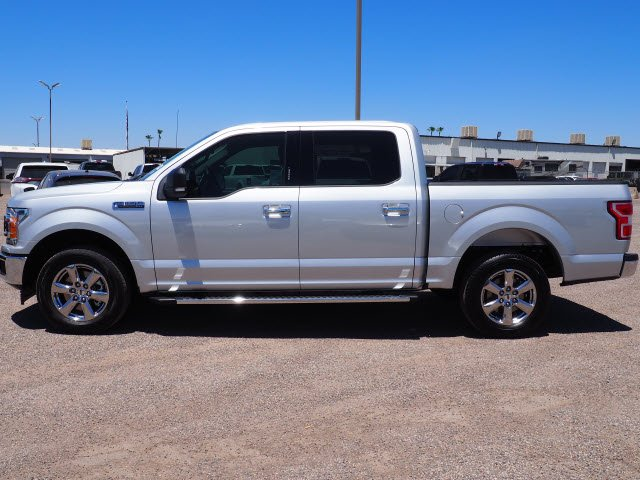 2018 F-150 SuperCrew Cab 4x2,  Pickup #81610 - photo 3