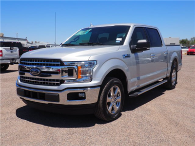 2018 F-150 SuperCrew Cab 4x2,  Pickup #81610 - photo 1