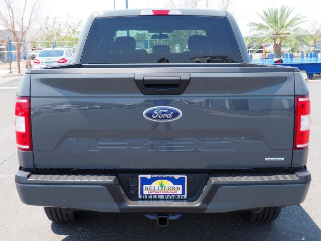 2018 F-150 SuperCrew Cab 4x2,  Pickup #81674 - photo 4