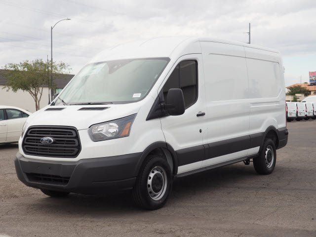 2018 Transit 250 Med Roof 4x2,  Empty Cargo Van #81732 - photo 1