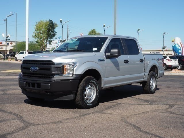 2018 F-150 SuperCrew Cab 4x4,  Pickup #81768 - photo 1